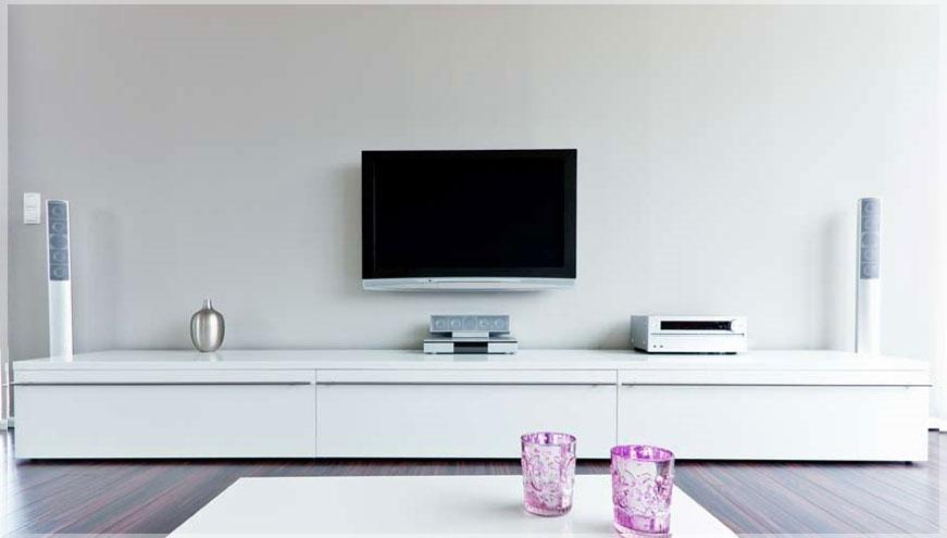 Desain Interior Ruang TV Minimalis  Jasa Desain Interior Rumah  Apartemen  Kantor  Design