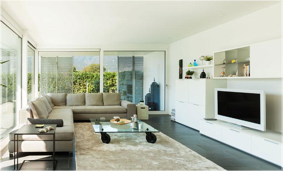 Desain Interior Ruang TV Minimalis  Jasa Design Interior