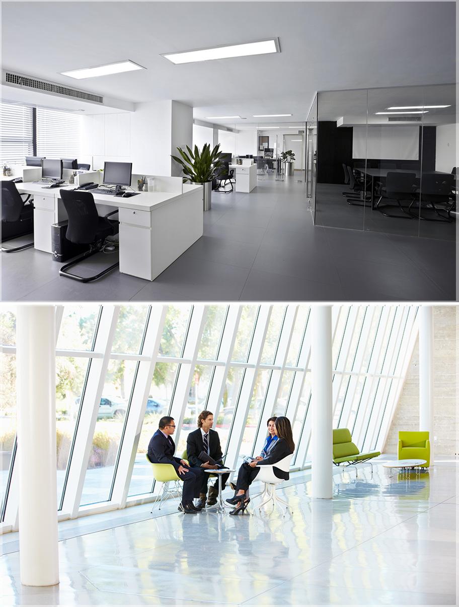 Desain Interior Kantor Minimalis Modern  Jasa Desain