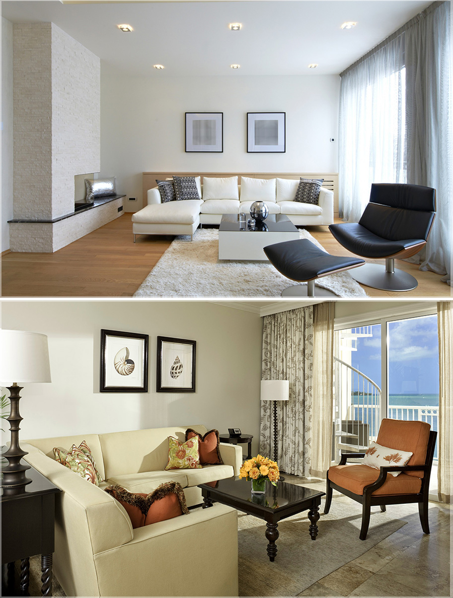 Desain Interior Ruang Tamu Minimalis Sederhana Terbaru