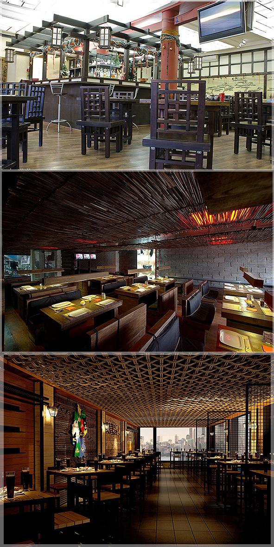 Jasa Desain Interior Restoran  Rumah Makan di Jakarta