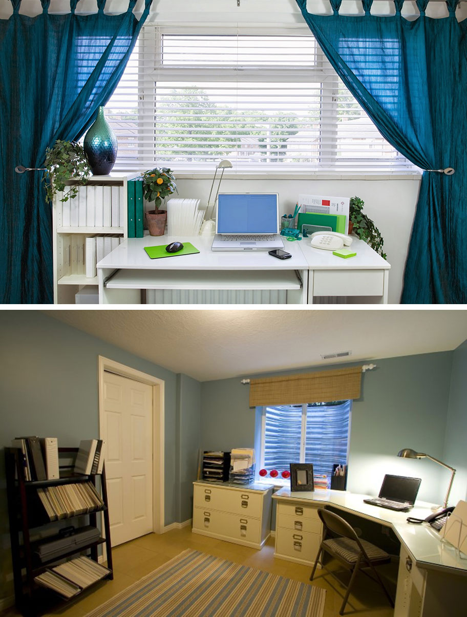 Contoh dan Konsep Desain Kantor di Rumah  Jasa Desain