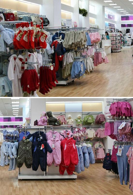 Desain Interior Baby Shop Toko Perlengkapan Bayi