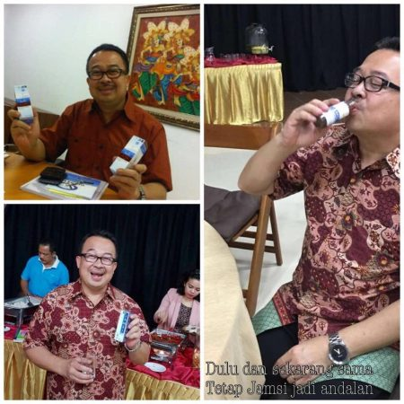 Prof Rhenald Kasali Jamsi