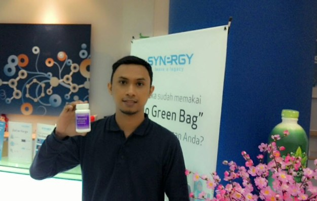 Jual Radiance Synergy asli di Ulujadi hub WA 0838 0505 5353