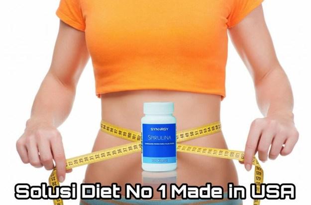 menurunkan berat badan dalam 1 minggu diet spirulina
