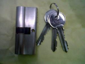 Silinder kunci merek Mobile