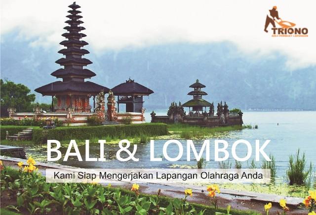 ahli lapangan tenis, ahli lapangan basket, ahli lapangan badminton di Bali dan Lombok