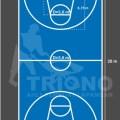 ukuran lapangan basket oleh ahli pembuat lapangan, mitra para kontraktor lapangan olahraga di indonesia