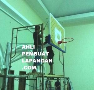 ahli pembuat lapangan basket, ahli lapangan tenis, indoor, gor, gedung olahraga, club house