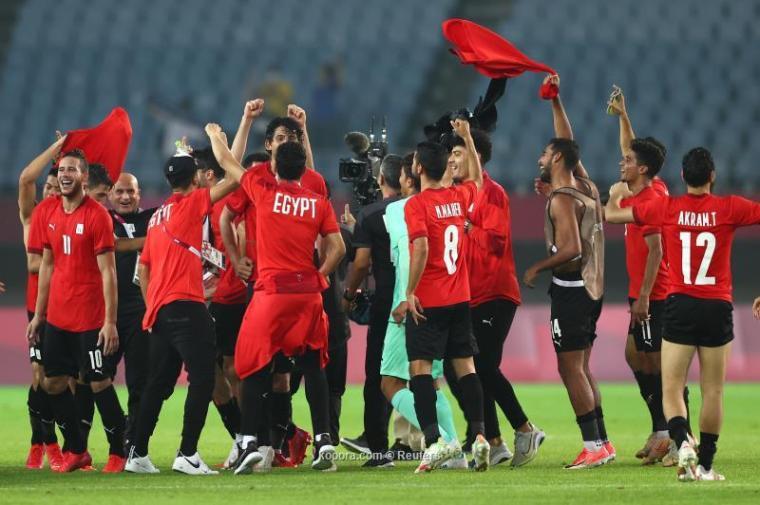 تشكيل منتخب مصر المتوقع امام نظيره المنتخب البرازيلي في أولمبياد طوكيو 2020.