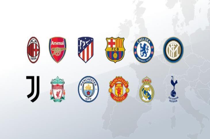 رابطة الأندية الأوروبية تستقبل المنسحبين من دوري السوبر