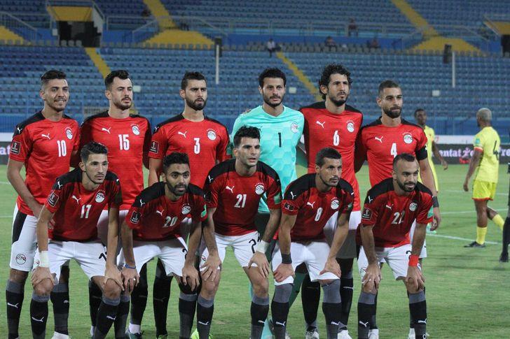 تشكيل منتخب مصر المتوقع في مباراته مع ليبيريا الودية