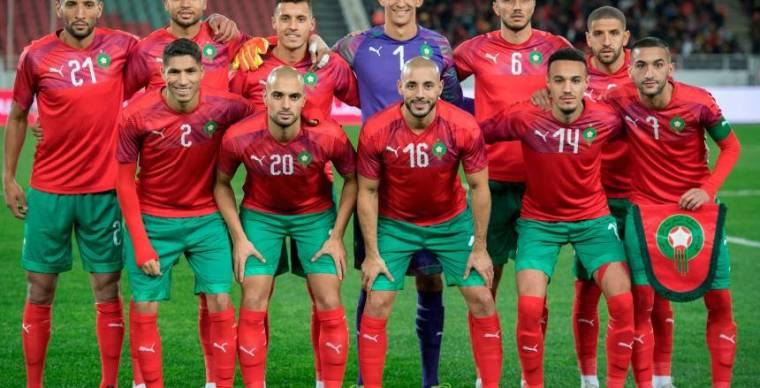 قائمة منتخب المغرب أمام غينيا بيساو وتواجد بنشرقي وغياب حكيم زياش