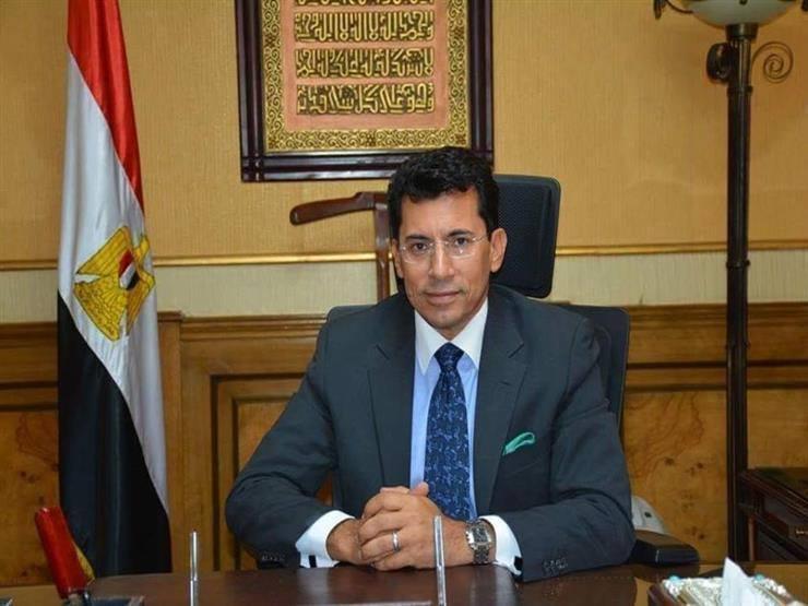 وزير الرياضة ورئيس الأعلى للإعلام يشهدان احتفالات الأهلي والزمالك ورسالة لنبذ التعصب