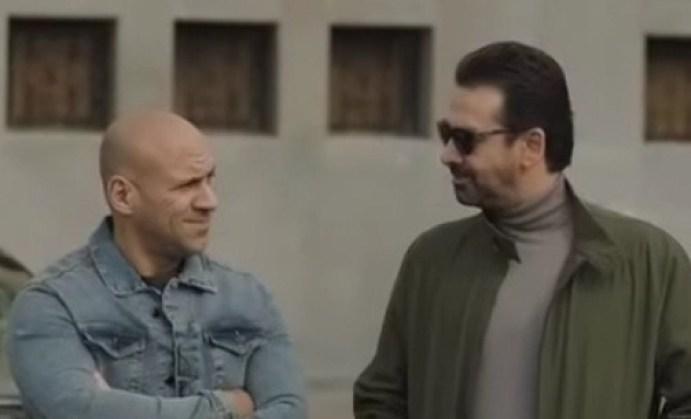 أحمد مكي يكشف كواليس مسلسل الاختيار 2 مع كريم عبد العزيز: مشكلتي من صغري إني بضحك وقت الجد