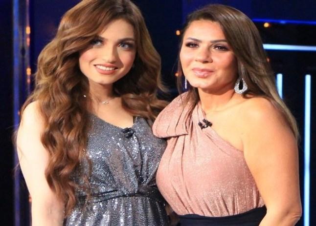 نجلاء بدر وأحمد جمال وسعفان ضيوف ياسمين عز في احتفالية MBC