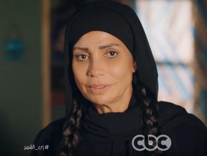 موعد عرض حكاية اللي خلف مامتش لـ سوسن بدر من مسلسل زي القمر على قناة سي بي سي