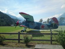 AN-2 in Bad Ragaz