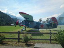AN-2 in Bad Ragaz