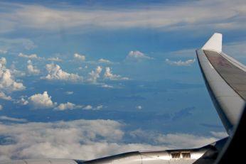 On the way to Bangkok