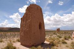 Chulpas (900 años)