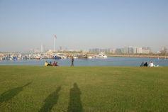 Skyline of Abu Dhabi