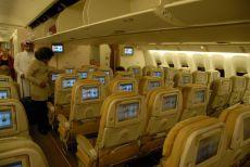 Etihad Airlines B777