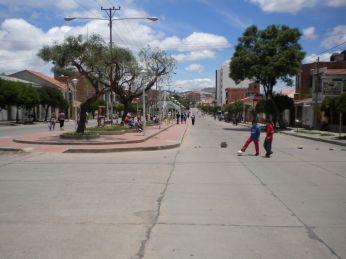 Avenida las Americas