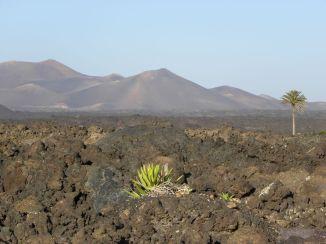 Cerca de Parque Nacional Timanfaya