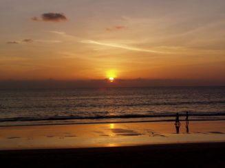 Bang Niang Beach Sunset
