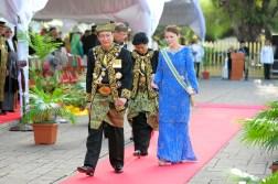 YTM Dato' Seri DiRaja Tunku Abdul Hamid Thani Ibni Almarhum Sultan Badlishah , Tunku Laksamana Kedah , Ahli Jemaah Pemangku Sultan Kedah.