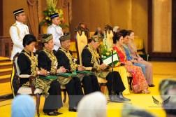 Titah Ucapan Yang Teramat Mulia Dato' Seri Utama Tan Sri Tunku Annuar AlHaj Ibni Almarhum Sultan Badlishah , D.K.H., D.M.K., S.S.D.K., P.S.M., P.S.B., Tunku Bendahara Kedah (Pengerusi Jemaah Pemangku Sultan Kedah).