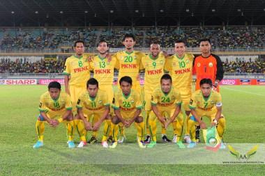 Piala FA: Kedah FA (3) vs (0) NS Betaria FC