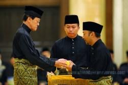 Majlis Angkat Sumpah Sebagai Menteri Besar Kedah