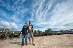 Ao Nang Beach - Roadtrip Alor Setar - Krabi 2013