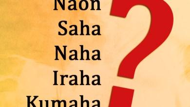 Kumpulan Kosakata Bahasa Sunda Sehari hari