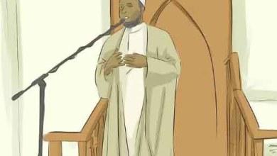 Contoh Khutbah Idul Adha Singkat 2020