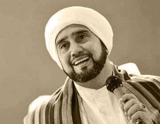 Subhanallah Walhamdulillah lirik Habib Syekh