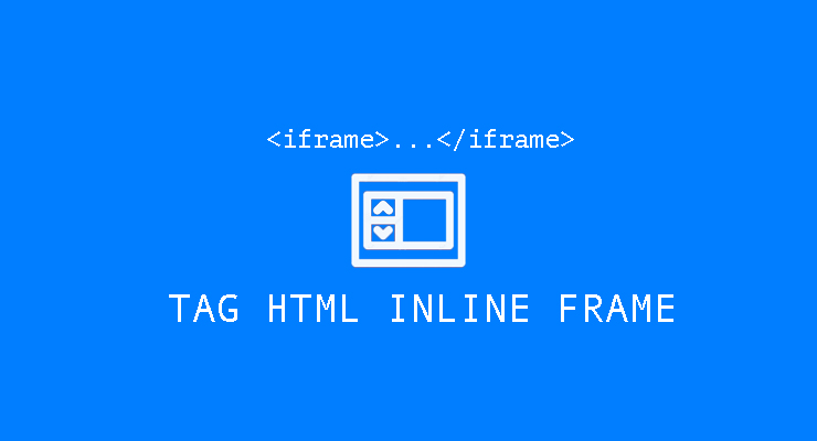 Tag Inline Frame HTML