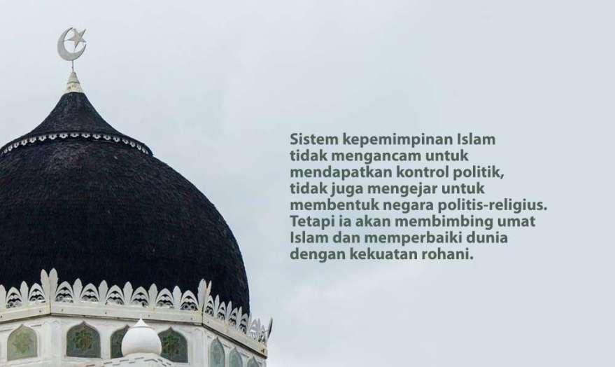 tentang khilafah islam