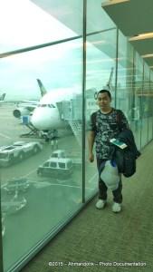 Siap Boarding ke A380-800 Menuju ke Tokyo!