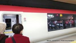 Narita Express ke Tokyo Station