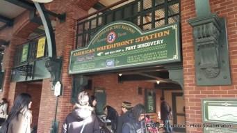 DisneySea Electric Railway
