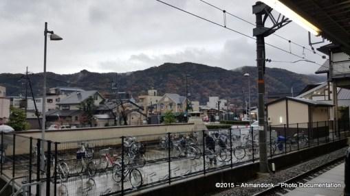 Saga-Arashiyama Station (San-In Line)