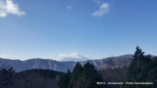 View dari Hakone Ropeway - Ubako Station