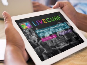 LiveCube.co: the world's most engaging event app