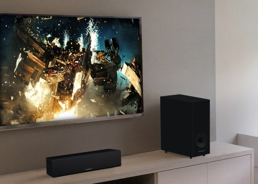 Moment, the minimalist soundbar to replace all soundbars