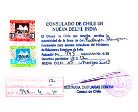 Agreement Attestation for Chile in Amreli, Agreement Legalization for Chile , Birth Certificate Attestation for Chile in Amreli, Birth Certificate legalization for Chile in Amreli, Board of Resolution Attestation for Chile in Amreli, certificate Attestation agent for Chile in Amreli, Certificate of Origin Attestation for Chile in Amreli, Certificate of Origin Legalization for Chile in Amreli, Commercial Document Attestation for Chile in Amreli, Commercial Document Legalization for Chile in Amreli, Degree certificate Attestation for Chile in Amreli, Degree Certificate legalization for Chile in Amreli, Birth certificate Attestation for Chile , Diploma Certificate Attestation for Chile in Amreli, Engineering Certificate Attestation for Chile , Experience Certificate Attestation for Chile in Amreli, Export documents Attestation for Chile in Amreli, Export documents Legalization for Chile in Amreli, Free Sale Certificate Attestation for Chile in Amreli, GMP Certificate Attestation for Chile in Amreli, HSC Certificate Attestation for Chile in Amreli, Invoice Attestation for Chile in Amreli, Invoice Legalization for Chile in Amreli, marriage certificate Attestation for Chile , Marriage Certificate Attestation for Chile in Amreli, Amreli issued Marriage Certificate legalization for Chile , Medical Certificate Attestation for Chile , NOC Affidavit Attestation for Chile in Amreli, Packing List Attestation for Chile in Amreli, Packing List Legalization for Chile in Amreli, PCC Attestation for Chile in Amreli, POA Attestation for Chile in Amreli, Police Clearance Certificate Attestation for Chile in Amreli, Power of Attorney Attestation for Chile in Amreli, Registration Certificate Attestation for Chile in Amreli, SSC certificate Attestation for Chile in Amreli, Transfer Certificate Attestation for Chile