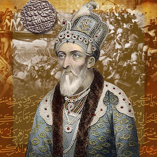 Bahadur Shah Zafar II: The Last Mughal Emperor, dethroned by the British